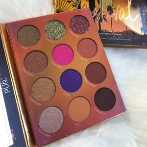 ✨PUR 12 pc Pressed pigment shadows NEW w/Box ✨